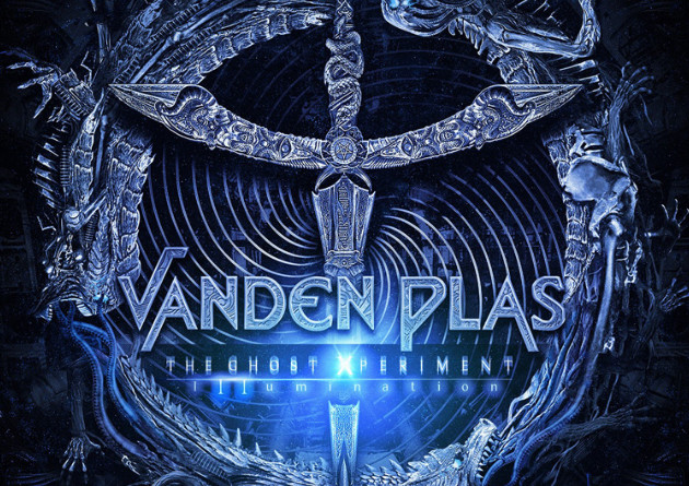 "VANDEN PLAS: ""The Ghost Experiment – Illumination"" –  Out Now"