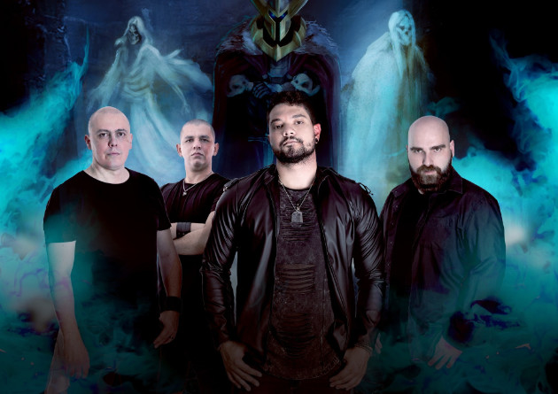 "Trend Kill Ghosts releases the single ""Dethrone Tyranny"", a tribute to Gamma Ray"