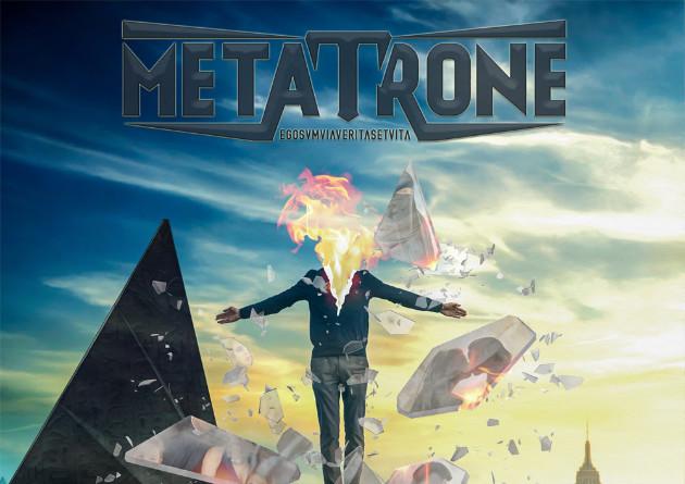 """METATRONE presentano il nuovo singolo """"Amore Traverso"""""""