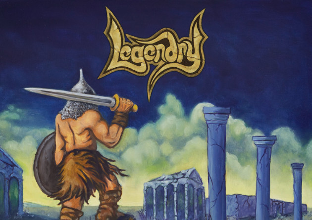 LEGENDRY – Mists Of Time (Re-Release) – High Roller Records