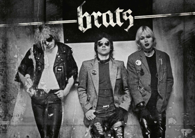 BRATS – The Lost Tapes – Copenhagen 1979 – High Roller Records