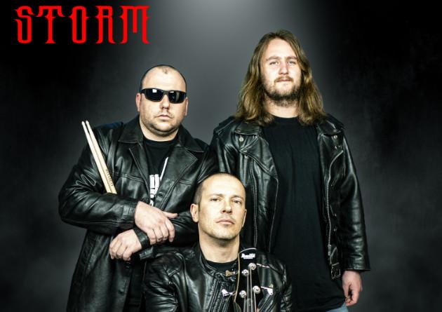 "Bulgaria's STORM Unleash Uplifting Speed Metal Single ""Here I Am"""