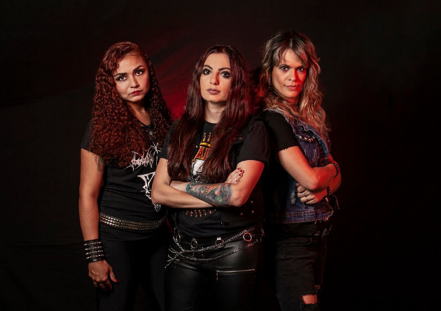 Brazilian thrashers The Damnnation are proud to announce the signing with Soulseller Records