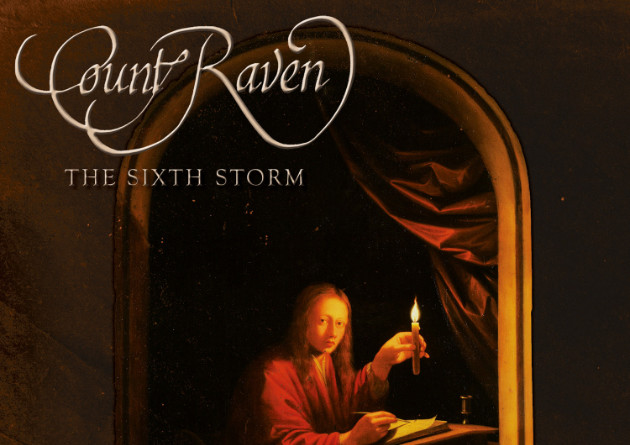 COUNT RAVEN – The Sixth Storm – I Hate Records