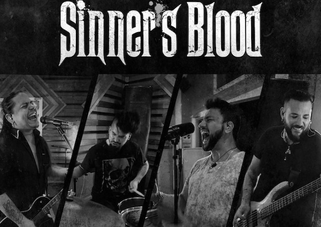 """Sinner's Blood – """"Inside The Mirror – Live At Orange Studios"""" – Watch Video Of The Full Performance"""