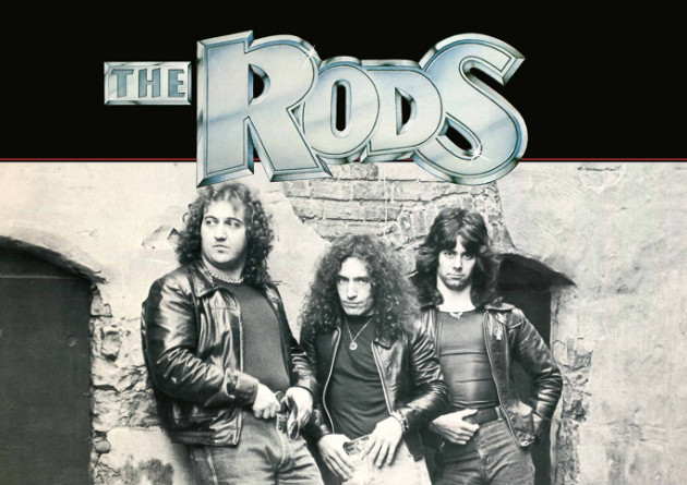 THE RODS – The Rods (Re-Release) – High Roller Records