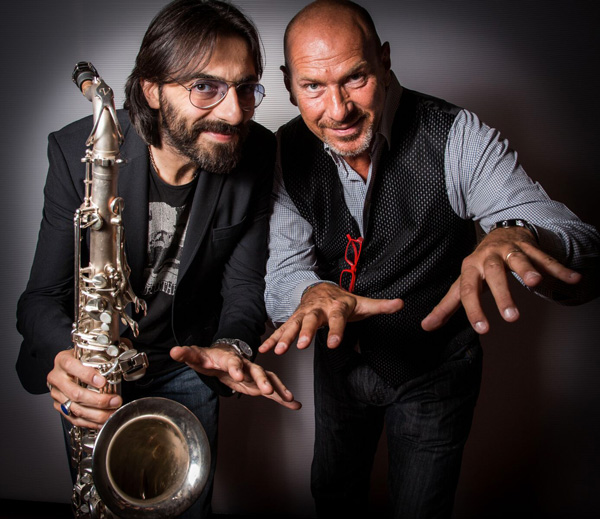 "DADO MORONI & MAX IONATA ""Two for You"" Omaggio a Stevie Wonder e Duke Ellington - Sabato 24 marzo Crossroads 2018"