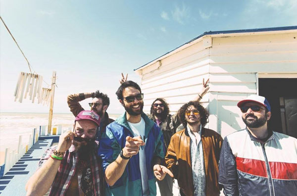 """BACIAMO LE MANI: """"FRANCA"""", il nuovo singolo della tropical-rock band siciliana"""