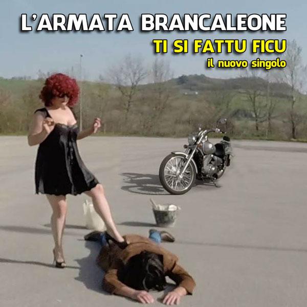 """L'Italia edonista? Tutta nell'inno """"Ti si fattu ficu"""" de L'Armata Brancaleone"""