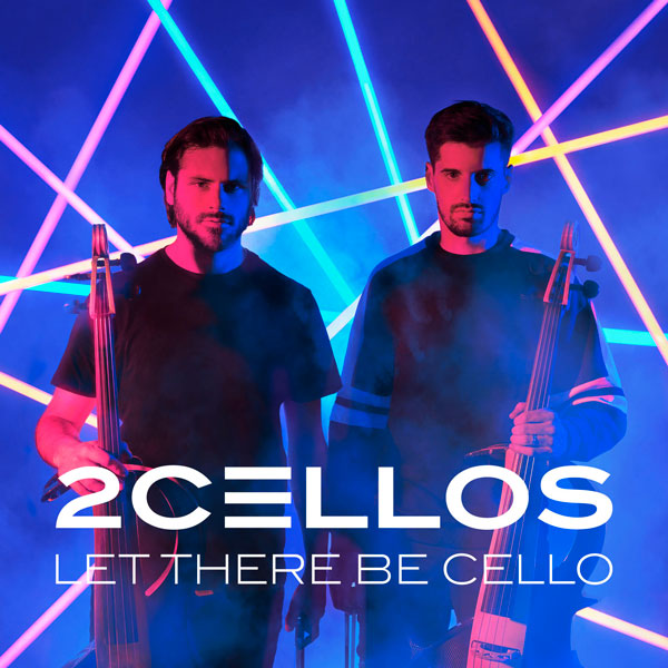 "2CELLOS: ESCE oggi il nuovo album ""LET THERE BE CELLO"". Guarda il video di ""Pirates of the Caribbean""!"