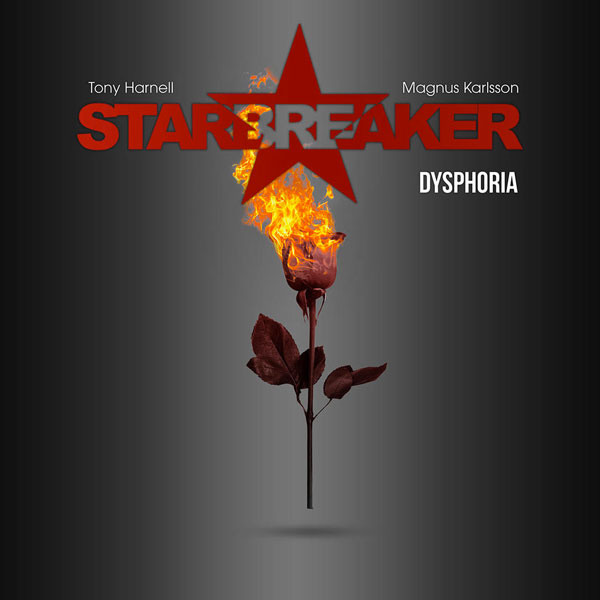 "STARBREAKER: ""Pure Evil"" - RADIO SINGLE  from new album ""Dysphoria"" out January 25th via Frontiers Music s.r.l."