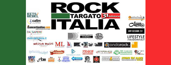 "1958 – 2018 Sessant'anni di rock Italiano"" COMPIILATION ROCK TARGATO ITALIA 2018"
