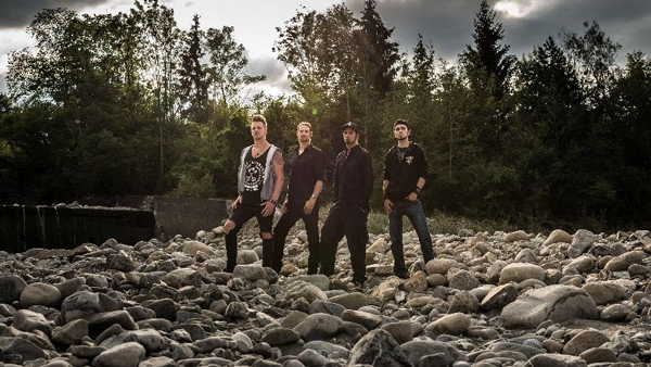 Gli svizzeri End of Silence firmano con Wormholedeath e annunciano la data di uscita per il nuovo album