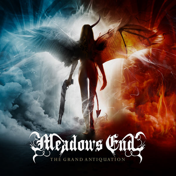"MEADOWS END: ""Devilution"" feat. Tommy ReinXeed (Sabaton) is available for streaming; 'The Grand Antiquation' out in March via Black Lion Records"