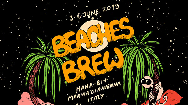 Beaches Brew announces initial line-up for 2019 edition