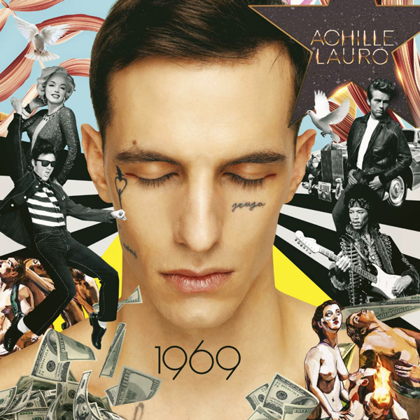 """ACHILLE LAURO: """"1969"""" è il mio nuovo disco in uscita il 12 aprile!"""