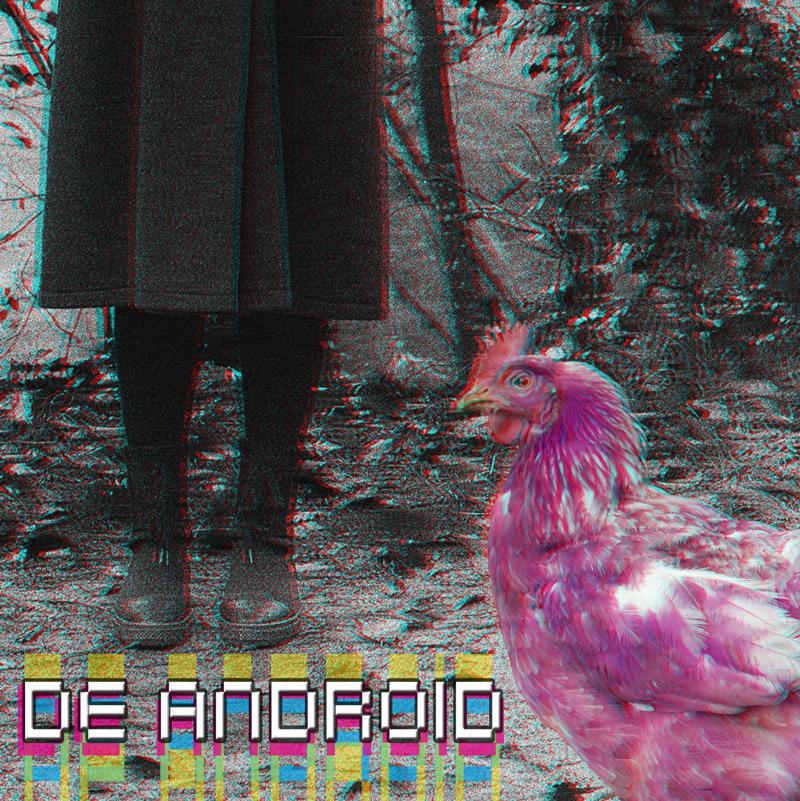 DE ANDROID - Album d'esordio del duo genovese De Android