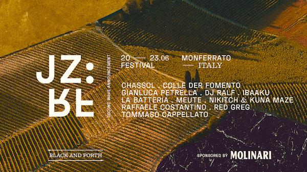 JAZZ:RE:FOUND FESTIVAL: dal 20 al 23 giugno a CELLA MONTE in Monferrato - tutti gli artisti annunciati