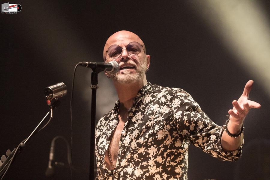 Negrita dal vivo al Teatro Europauditorium di Bologna - Martedì  21 maggio 2019. Foto gallery di Fabio Spagnoletto