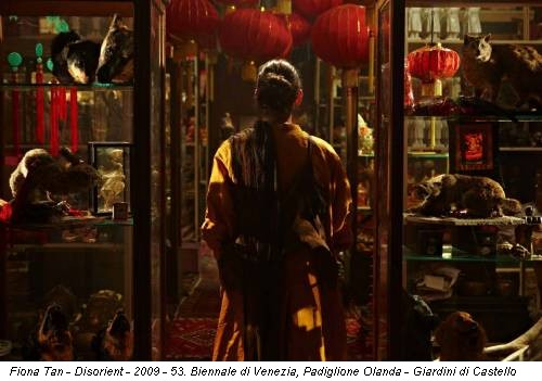 Fiona Tan - Disorient - 2009 - 53. Biennale di Venezia, Padiglione Olanda - Giardini di Castello