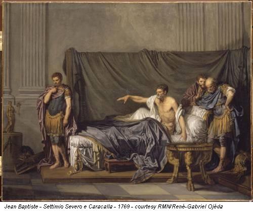 Jean Baptiste - Settimio Severo e Caracalla - 1769 - courtesy RMN/René-Gabriel Ojéda