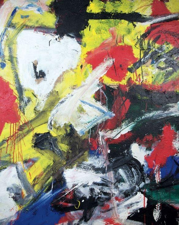 Risultati immagini per Libera. Tra Warhol, Vedova e Christo / La Collezione Impermanente #2 - GAMeC, Bergamo