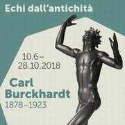 Risultati immagini per Echi dall'antichità. Carl Burckhardt (1878-1923). Ligornetto - Svizzera