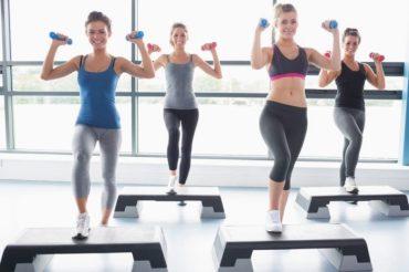 Ćwiczenia na stepie – Na czym polegają