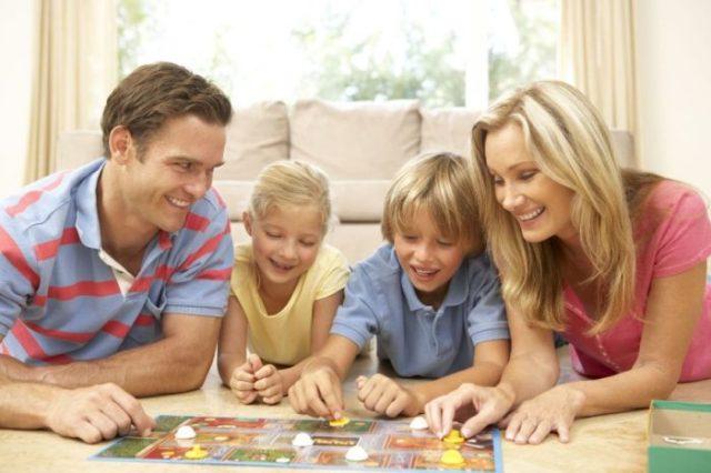 gry rodzinne