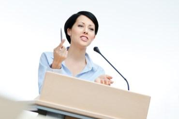 Przemówienie – 3 skuteczne strategie