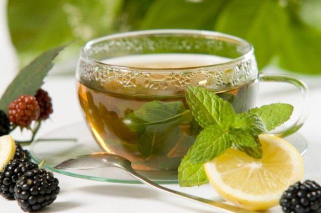 napoje na przeziębienia