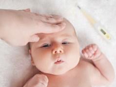 przeziębienie u małego dziecka