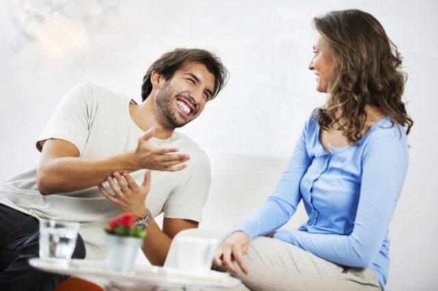 o czym rozmawiać na randce
