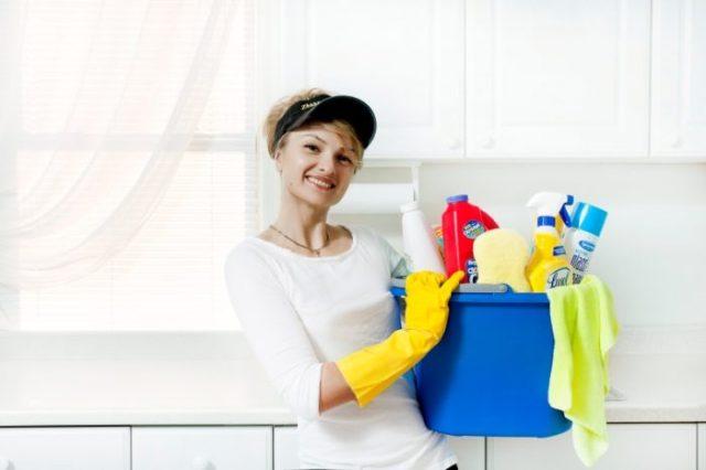 ułatwić sobie sprzątanie