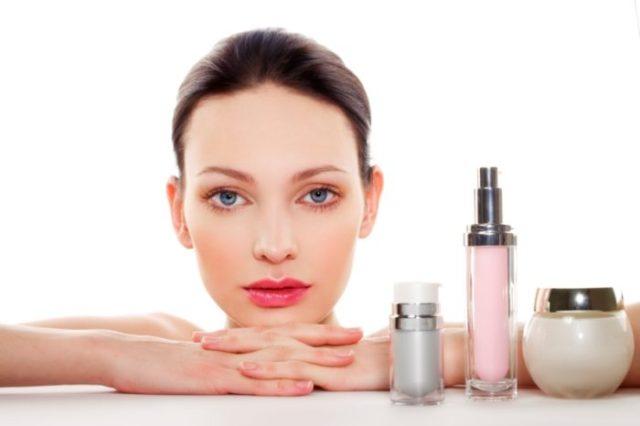 stosowanie kosmetyków