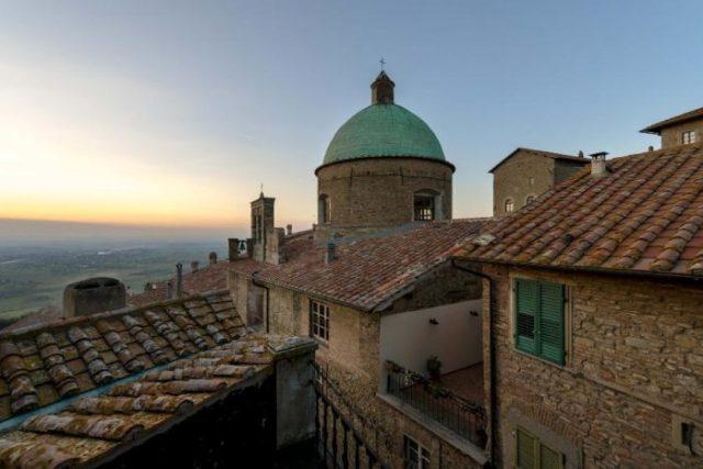 Cortona - miasto Toskanii