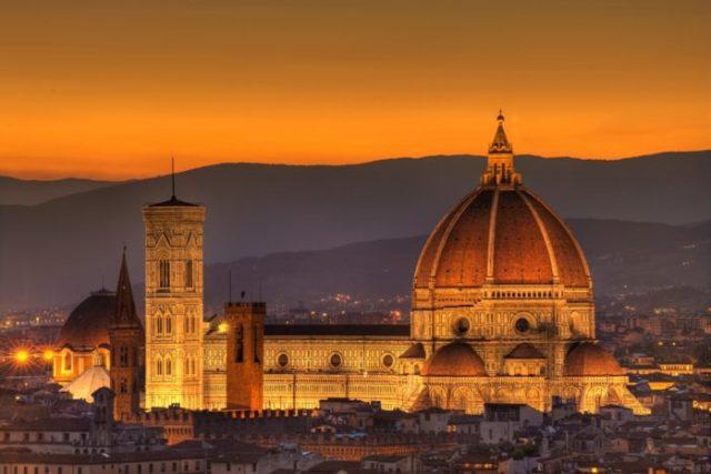 Florencja w Toskanii