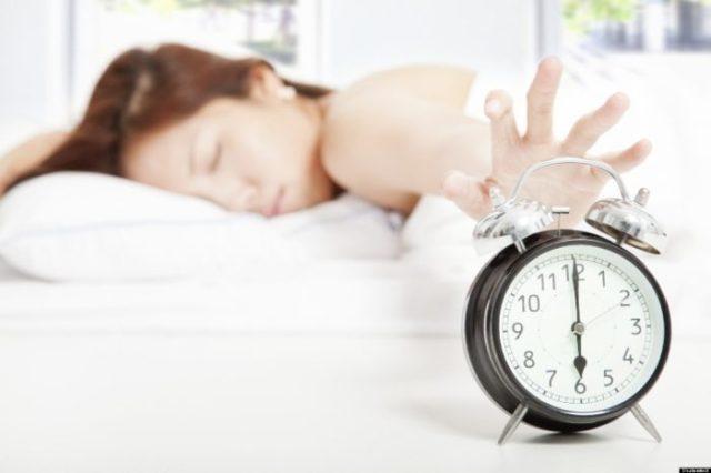 jak wstawać rano