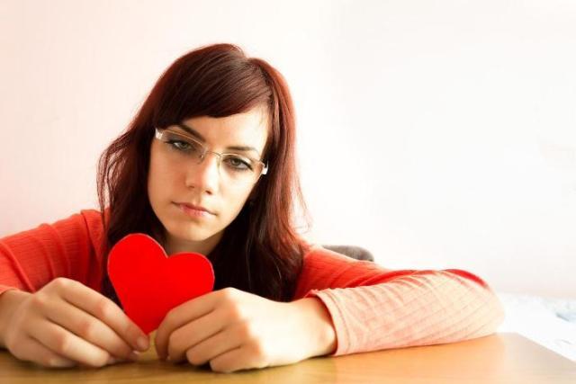 wyleczyć złamane serce