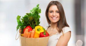 kupować jedzenie