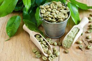 mielona zielona kawa