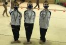 Ginnastica ritmica: Le atlete dell'ASD Reggio Ritmica brillano in pedana