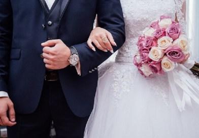Il mondo del wedding soffre a causa del covid, in Calabria nel 2020 64 matrimoni in meno alla settimana