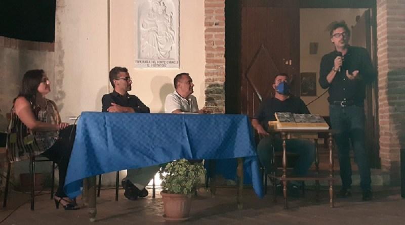 """A Pellaro la presentazione del libro """"Cosa rimane dei nostri amori"""" di Olimpio Talarico"""