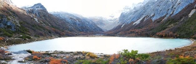 Lago Esmeralda Panorama 4