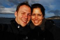 Cristina und ich