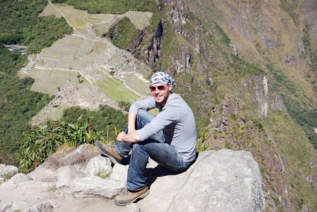 Pirat und Machu Picchu