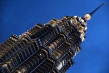 Kuala Lumpur - Petronas Twin Towers detail