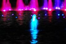 Kuala Lumpur - Petronas Twin Towers Light Show