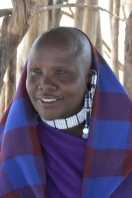 Masai Woman (Teacher)